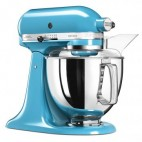 Kitchen Aid Artisan Azul Cristal