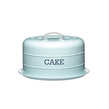 Conservador de tartas azul
