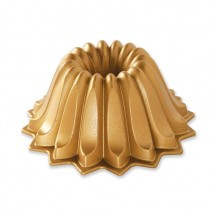 Lotus bundt pan gold