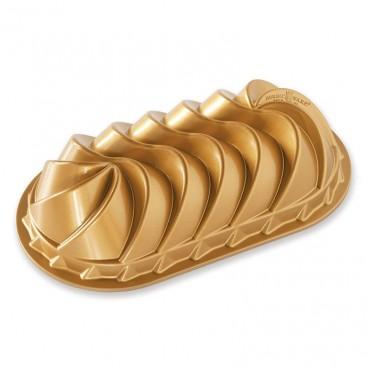 Heritage Loaf Pan gold