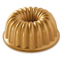 Elegant Party Bundt Pan Dorado