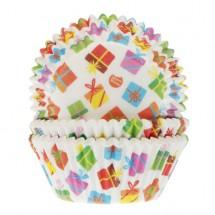 Cápsulas para cupcakes Regalos. HoM