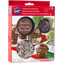 Kit de cupcakes reno