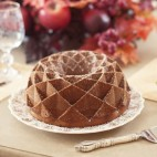 Jubilee bundt pan Gold