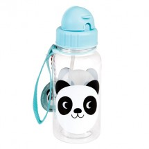 Botella de agua Miko el panda