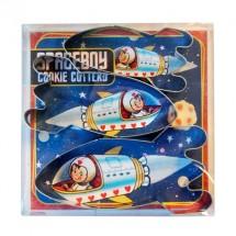Set de cortadores Spaceboy