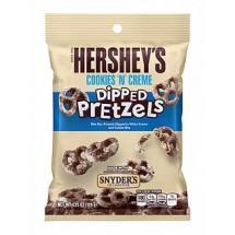 Hershey's Cookies 'n' creme Pretzels