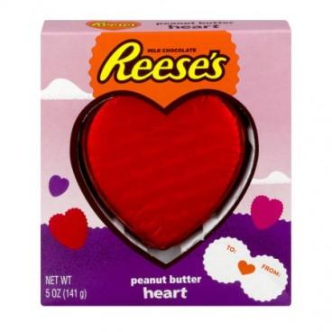 Reeses Peanut Butter Corazón XL