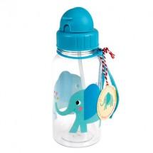 Botella de agua Elvis el elefante