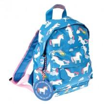 Mini mochila unicornio
