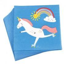 Servilletas Unicornio