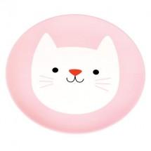 Plato de melamina Cookie el gato