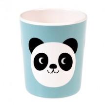 Vaso de melamina Miko el panda