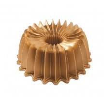 Brillance bundt pan Gold