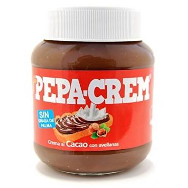 Crema al cacao con avellanas Pepa Crem