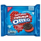 Oreo Red Hot Cannela