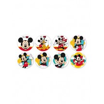 Oblea Mickey Mouse 3,4cm