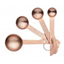 Cucharas medidoras de cobre KC