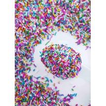 Rainbow Crunchy Vegan Sweetapolita