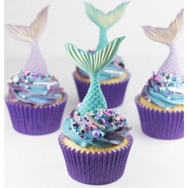 28/09 Cupcakes y galletas de fantasía