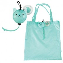 Bolsa plegable Cookie el gato