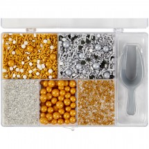 Caja sprinkles Tackle Box Metallic