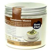 Chocotaza blanca Home Chef 350gr
