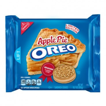 Oreo Tarta de manzana