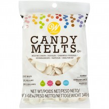 Wilton Candy Melts Blanco Brillante