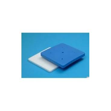 Mexican & Flower foam pads.