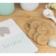 Galletas, tartas y muffins para bebés 08/06/2019