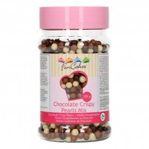 Chocolate Crispy Pearls -Mix-