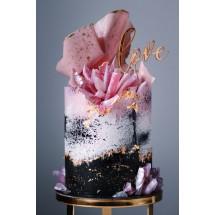 Rose Quartz Cake - Historias del ciervo