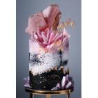 29/06 Rose Quartz Cake - Historias del ciervo
