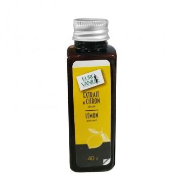 Extracto de limón Eurovanille