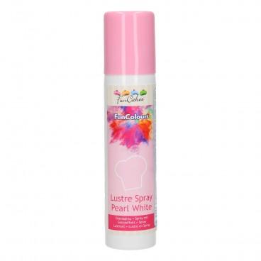 Lustre spray blanco perla Funcakes