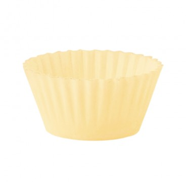 Cápsulas oblea comestibles beige