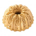Cut Crystal Bundt Pan