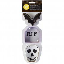 Set de cortadores Halloween