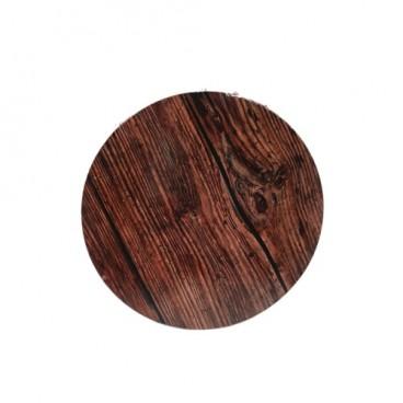 Base imitación madera 3mm 25cm