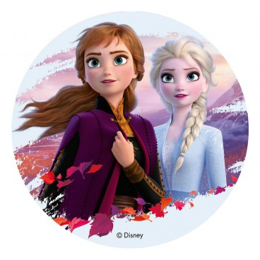 Oblea Frozen II