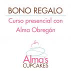 Bono regalo curso presencial con Alma Obregón