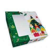 Caja roscón 35x35x8