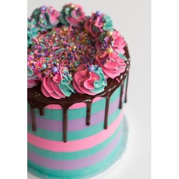 29/02 Striped cake ¡te llevas tu tarta!