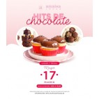 17/05 Hits de chocolate - Anaísa López